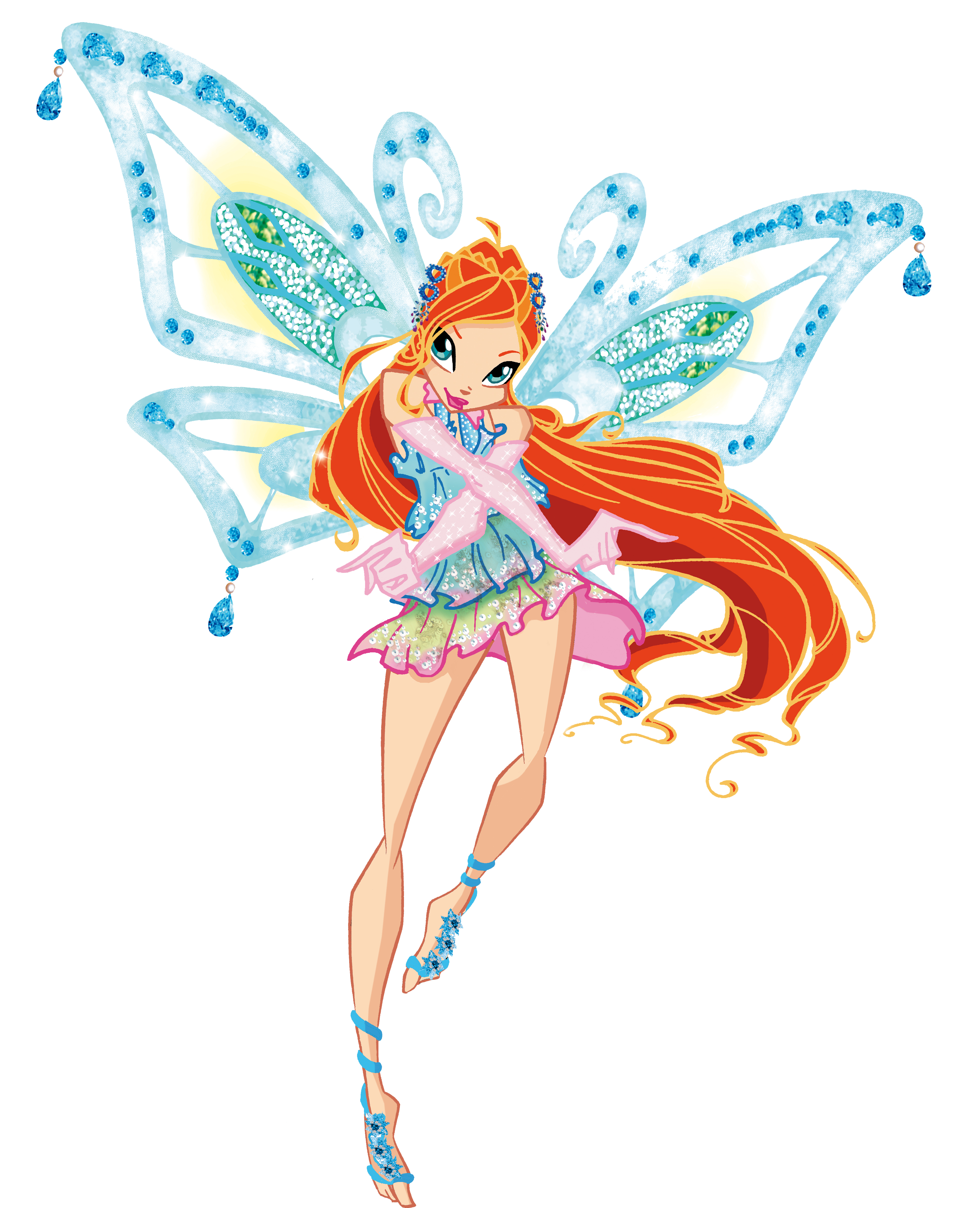 Winx club bloom enchantix winx